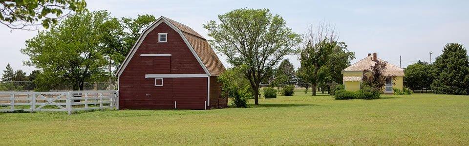 Kansas Pole Barn Kits