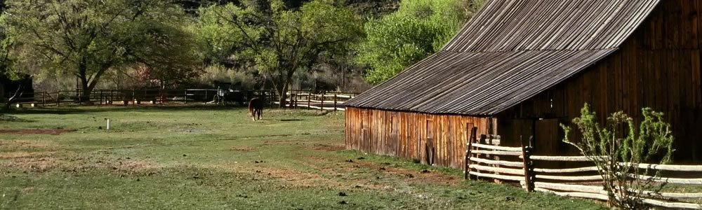 Buy From Local Suppliers – Utah Pole Barn Kits
