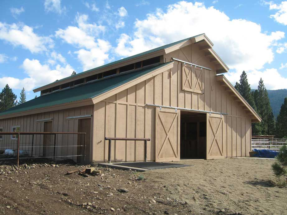 Hansen Pole Barns