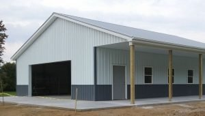40 x 60 Pole Barn