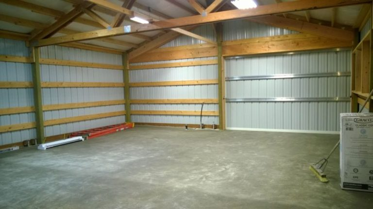 50 x 100 Pole Barn