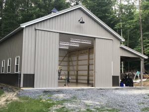20 x 40 Pole Barn