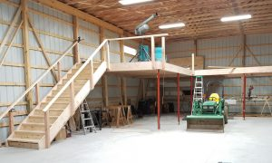 50 x 60 Pole Barn