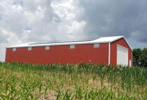 60 x 80 Pole Barn