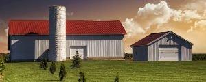 40 x 80 Pole Barn