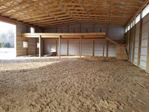 30 x 60 Pole Barn